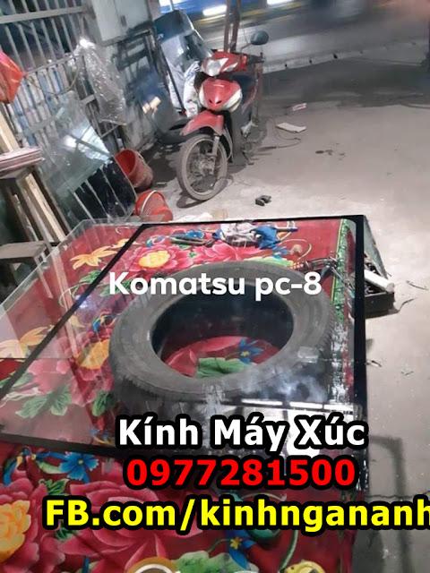 Kính Chắn Gió Komasu Pc-8