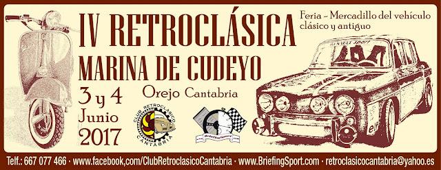 IV Retroclásica Marina de Cudeyo en Orejo