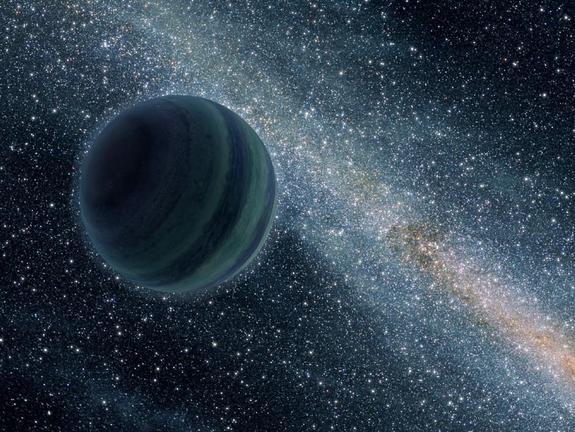 Giant Planet X