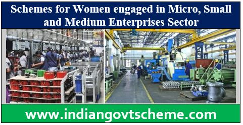 Schemes for Women