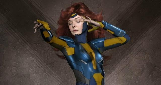 Diseños alternativos para X-Men: Apocalypse