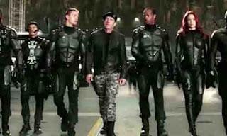 tim gi joe dalam film the rise of cobra