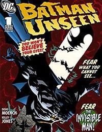 Batman: Unseen Comic