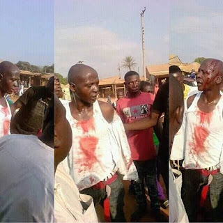DAILYNEWSVIBE POLICE MAN WHO TRIED TO COMMIT SUICIDE. SEE WHAT REALLY HAPPENED