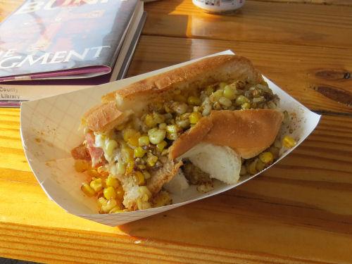 Ludington hot dog