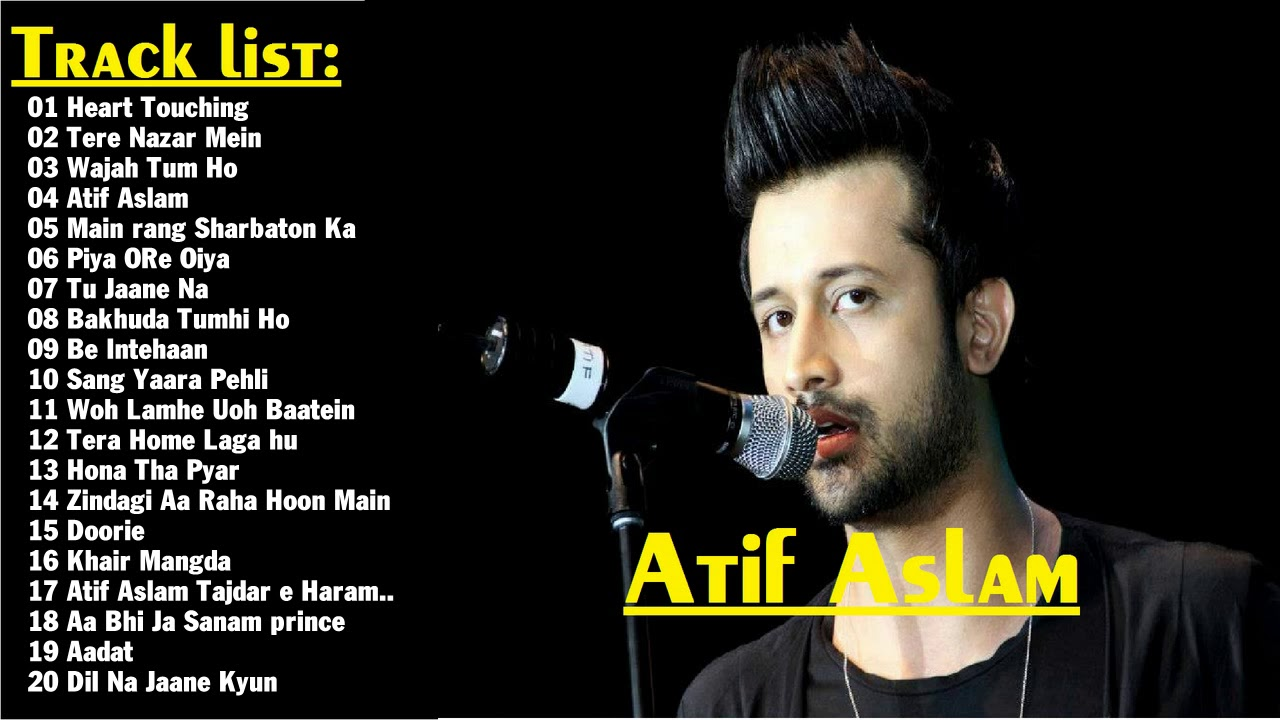 atif aslam all songs collection free download mp3