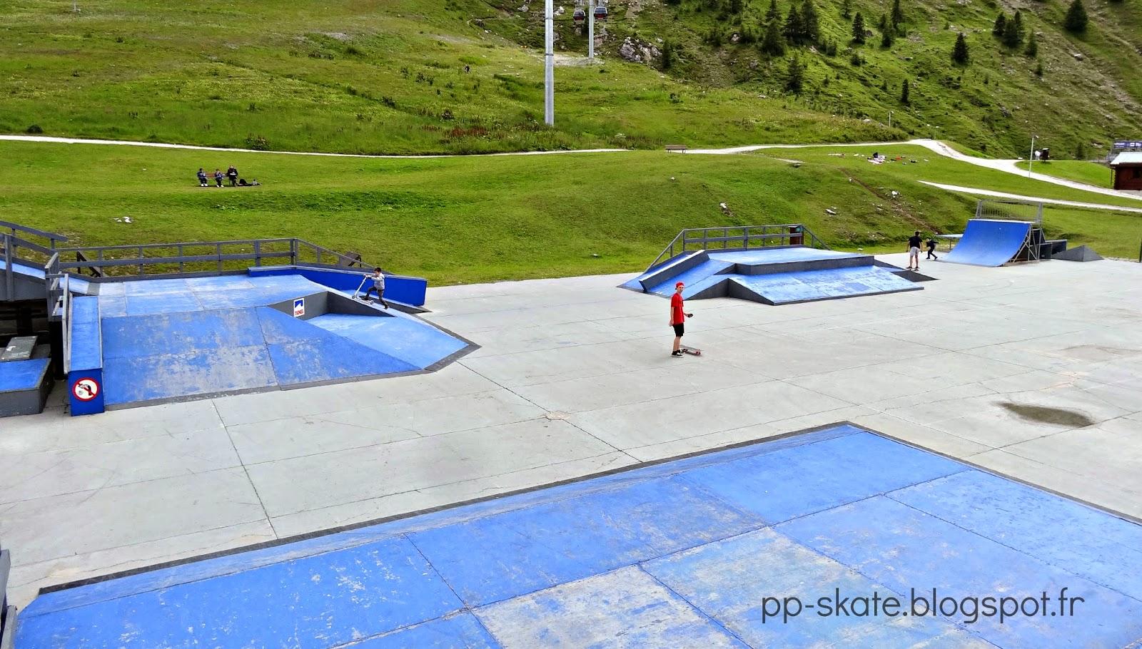 Skatepark Tignes
