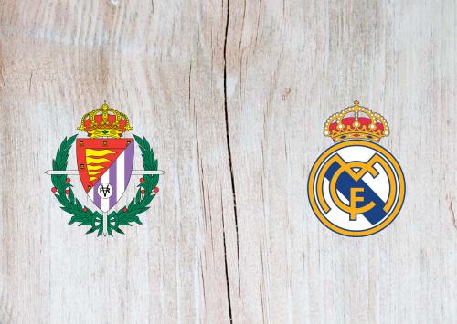 Real Valladolid vs Real Madrid -Highlights 26 January 2020