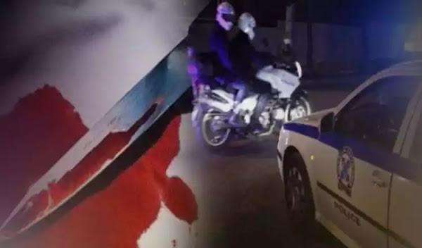 Λαθρομετανάστης μαχαίρωσε αστυνομικό στη Θράκη (vid.)