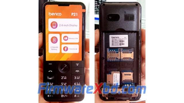 Benco P21 6531E Flash File Download