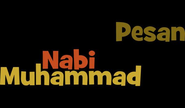 40 pesan nabi muhammad