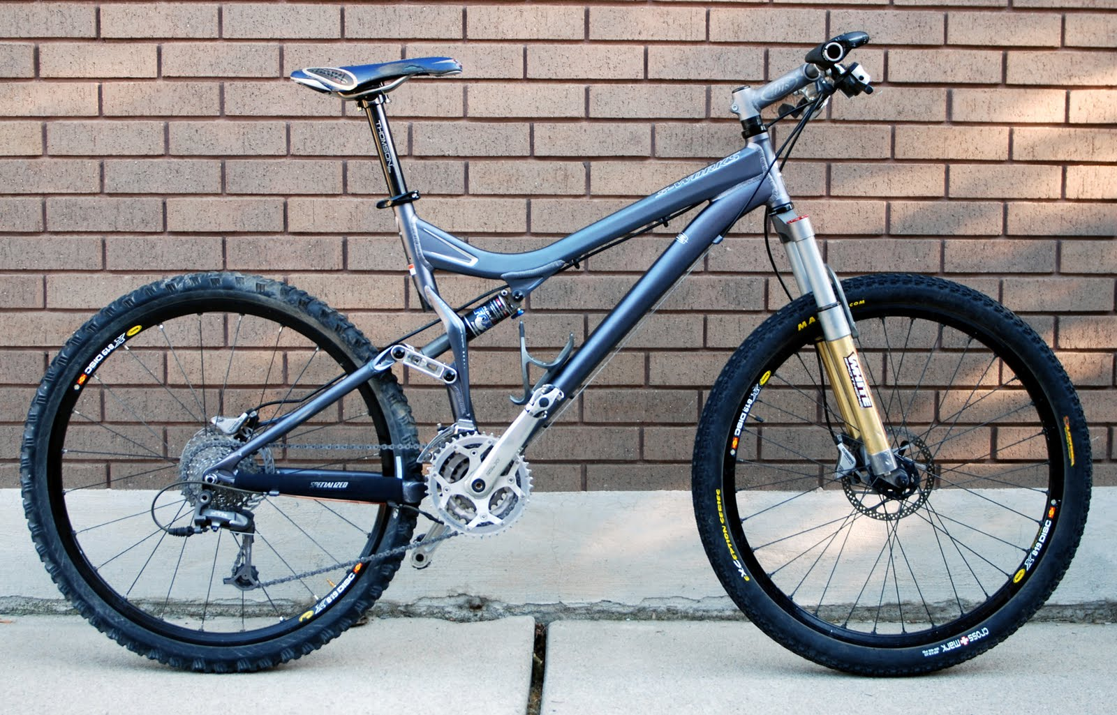 Anex Bicycles Specialized Stumpjumper Fsr Expert 120 - Www
