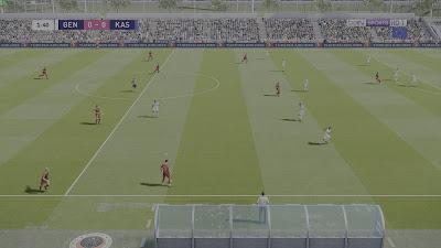 PES 2020 Scoreboard SporToto Süper Lig & Ziraat Türkiye Kupası