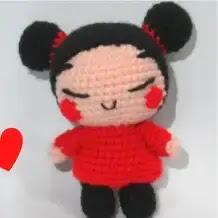 Pucca a Crochet