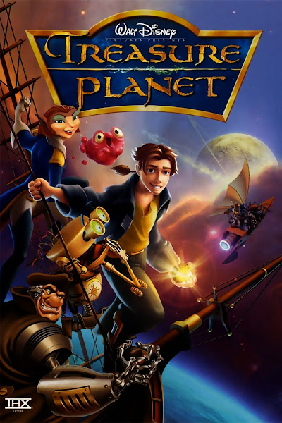 Download Film Treasure Planet 2002