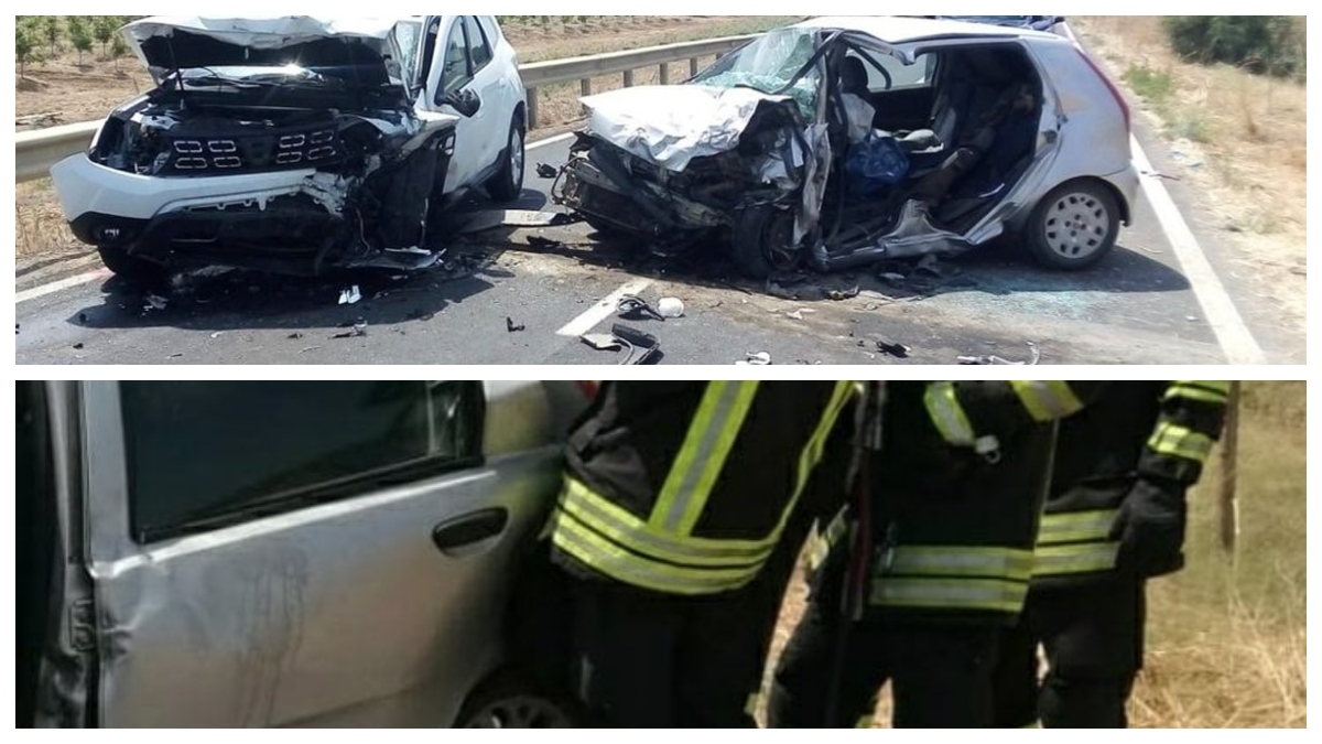 Tragico incidente sulla statale 288 nel Catanese per un anziano