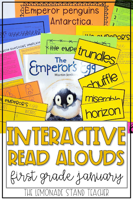 january interactive read aloud