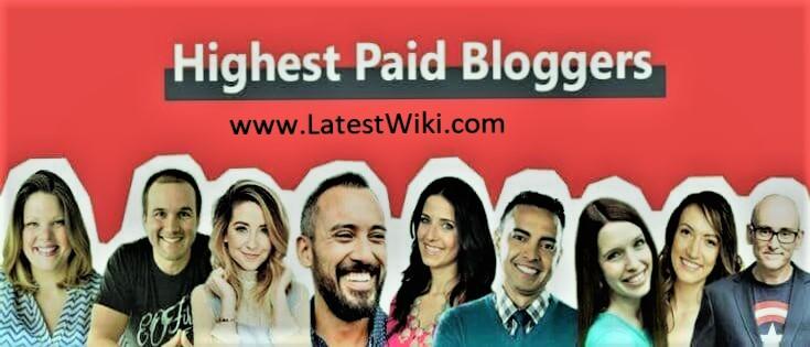 Highest Earning Bloggers
