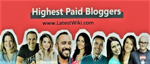 Highest Earning Bloggers | LATESTWIKI