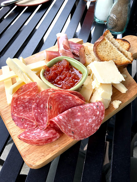 Cheese and Charcuterie Board, Parkside 23 - Brookfield, WI