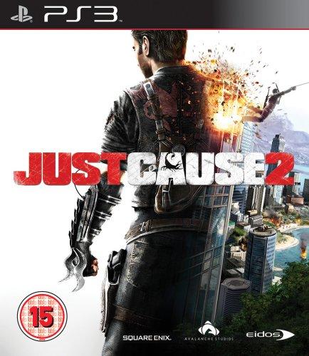 تحميل لعبة الأكشن لبلاي ستيشن Just Cause 2 PS3