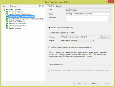 Windows Updates during SCCM OSD from Replica WSUS Servers 6
