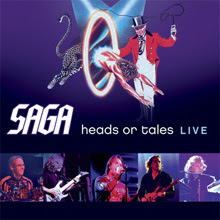 Saga – Head Or Tales Live – CD 2011