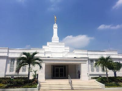 LDS Villahermosa Temple