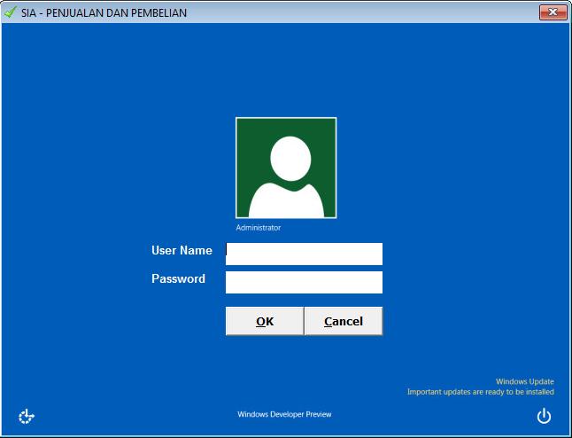 Aplikasi Inventory Dan Laporan Keuangan Vb 6 0 Pemrograman Visual Basic Free Download Source Code