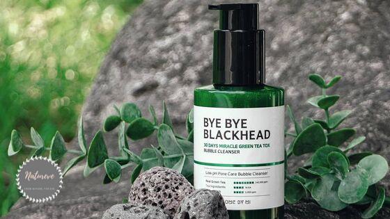 Some By Mi Bye Bye Blackhead Miracle Teatox Bubble Cleanser