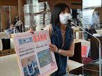 徐瑄灃議員:市府要進行訴訟,補償未定,豐洲二期要工廠進駐看來遙遙無期