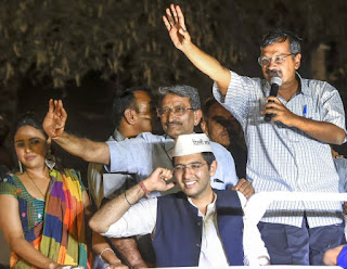 kejriwal-blame-congress-of-modi-return