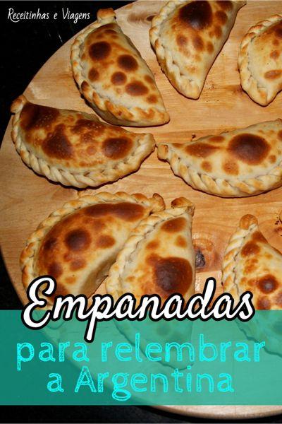 Como fazer empanadas argentinas