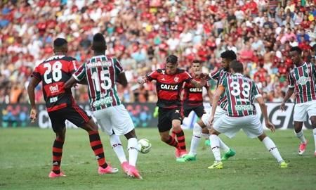 Assistir Fluminense x Flamengo AO VIVO Grátis em HD 07/05/2017