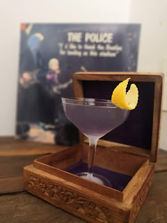 aviation cocktail twist