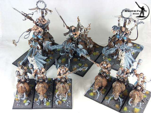 Ogre Kingdoms Army Warhammer