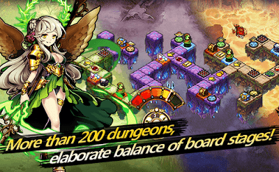 Monster Avenue(Card RPG) v1.14.5.6 Mod Apk (High HP)2