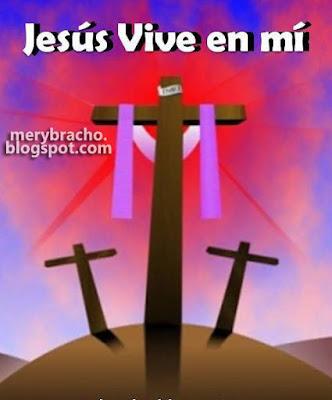 frases de semana santa pascua Jesus vive