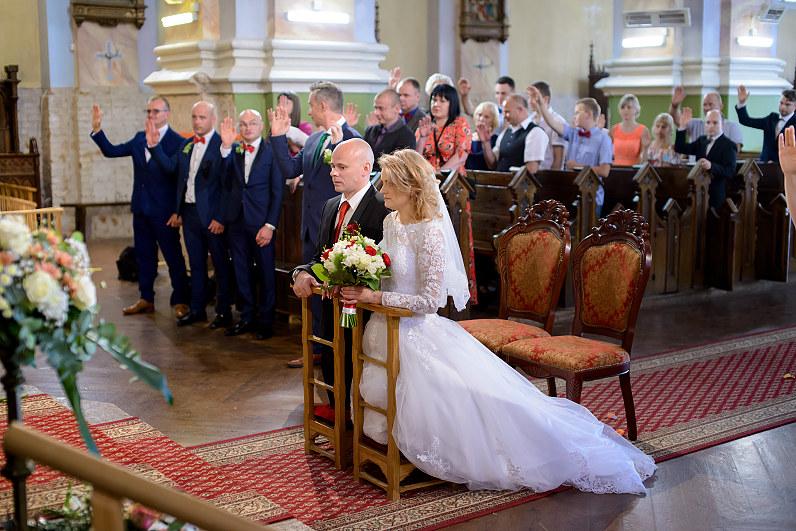 vestuvės Krekenavos bažnyčioje
