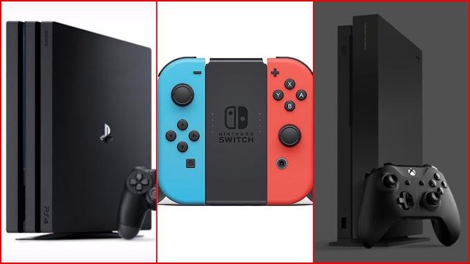 SORTEIO | Concorra a um: Nintendo Switch, Nintendo Switch Light, Playstation 4 ou Xbox One você escolhe!