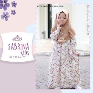 Sabrina Kids Cream