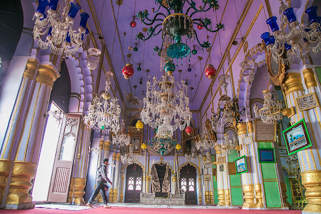 Chota Imambara heritage photo lucknow