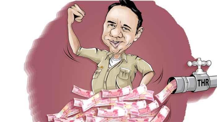 THR dan Gaji ke-13 PNS di Banten Telan APBD Rp 118 Miliar