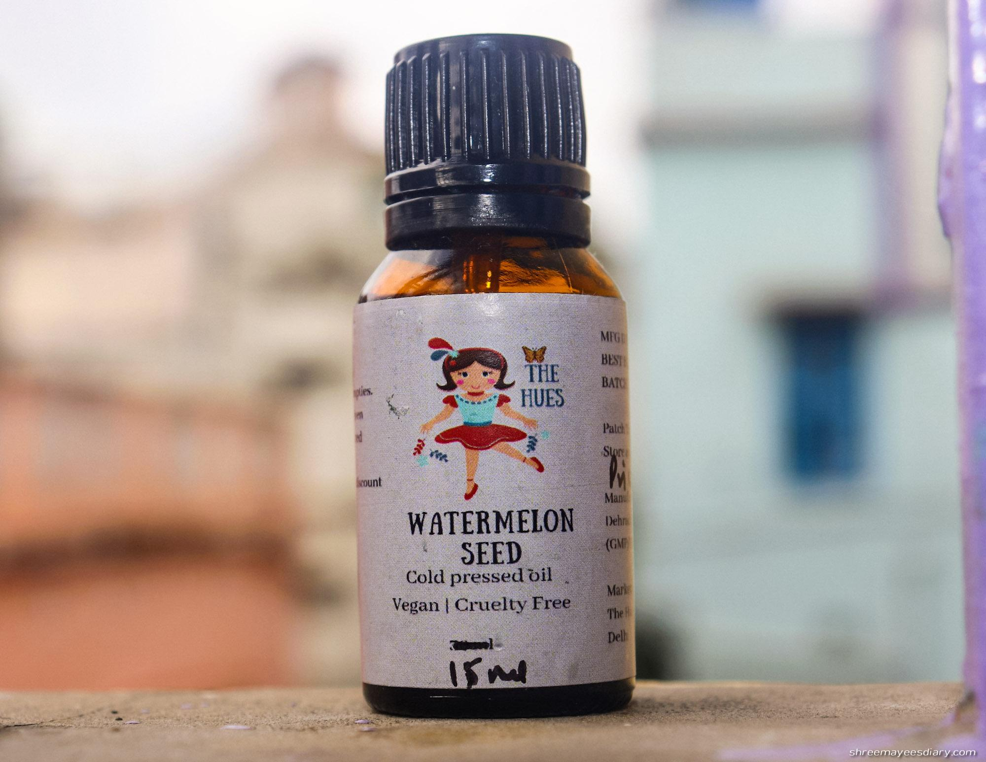 watermelon seed oil, benefits, uses, hydrating, nourishing