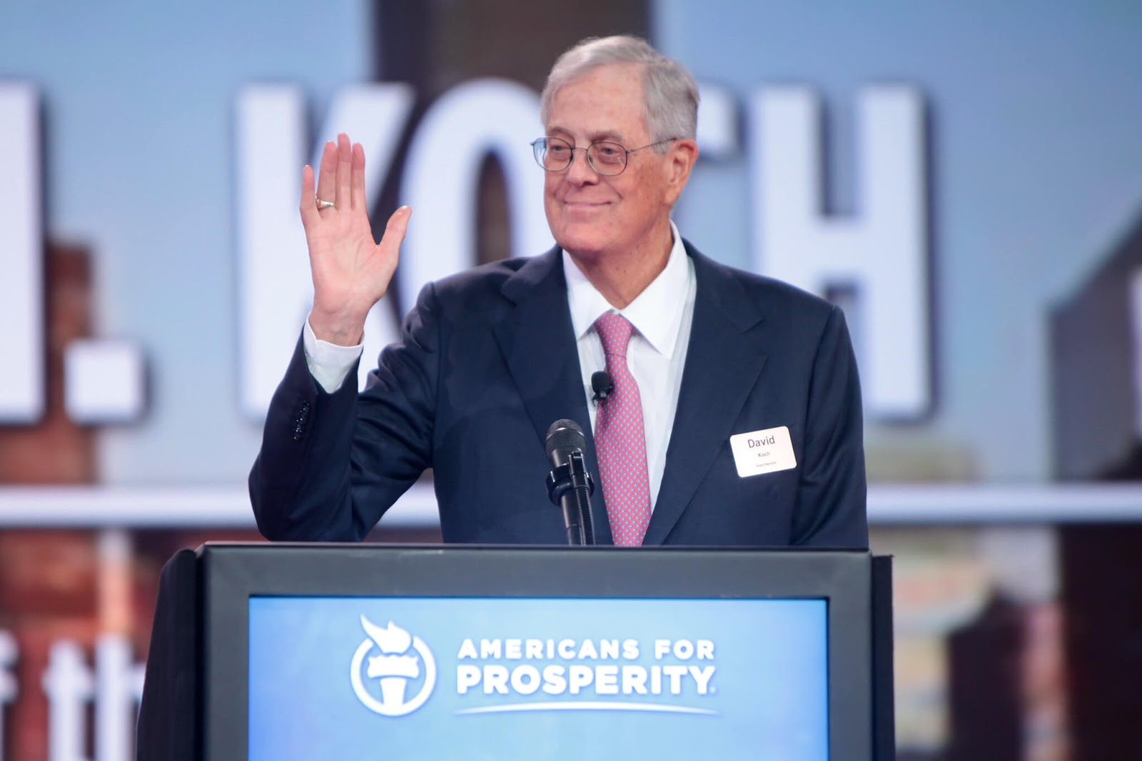 David Koch, Billionaire Conservative Activist Dies At 79, He Was Known For His Political Influence.