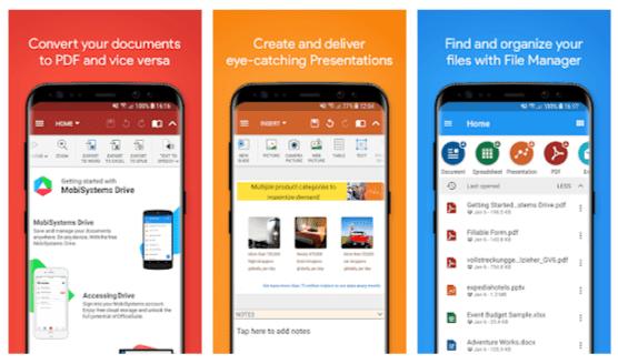 OfficeSuite Pro Mod Apk