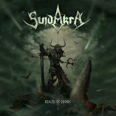 Suidakra - Realms of Odoric - cover album - 2016