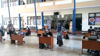 LSP Universitas Narotama Lakukan Sertifikasi Kompetensi 200 Calon Peserta Program PSKK BNSP Tahun 2020