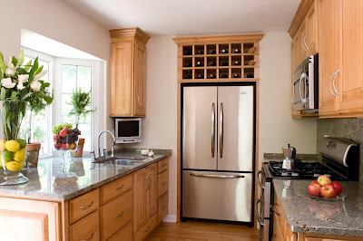 Cara Menata Dapur yang Kecil agar Terkesan Luas & Nyaman