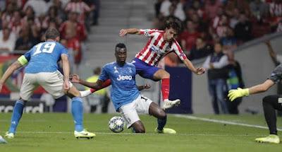 Atletico de Madrid vs Juventus